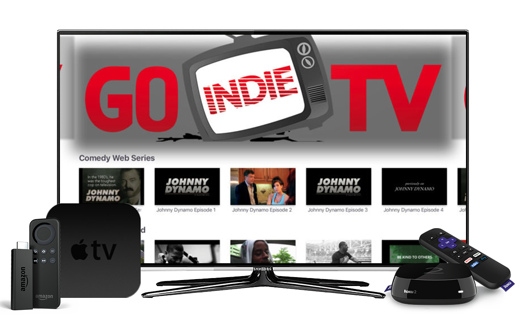 go indie tv apps